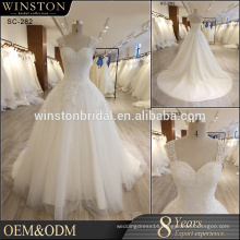 OEM ODM customized description of wedding dress