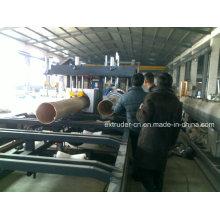 Linha de extrusão de tubo de abastecimento de água / drenagem de PVC