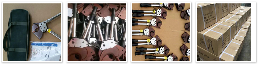 Carbon Steel Cable Cutting Tools