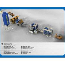 QFT10-15 Block making production line