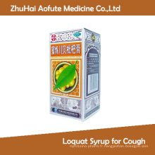 Sirop de loquat pour la pommade PA de Cough Pi