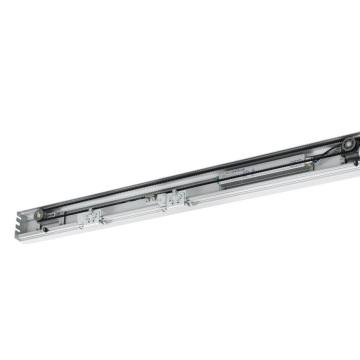 220V ± 10%, 50-60Hz portas de correr de vidro automático