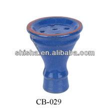 hokah chicha ceramic bowl el-badia chicha argil bowl