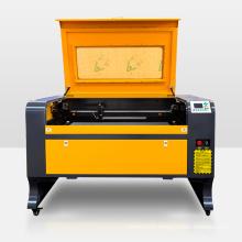 9060S 900*600MM 80W Ruida 57 stepper motor laser cutting and engraving machine