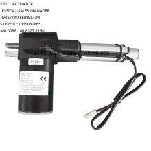 Capacidad de carga de actuador Linear eléctrico Kits 12VDC 6000n (FY011)