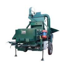Maschine Mit Maisdrescher