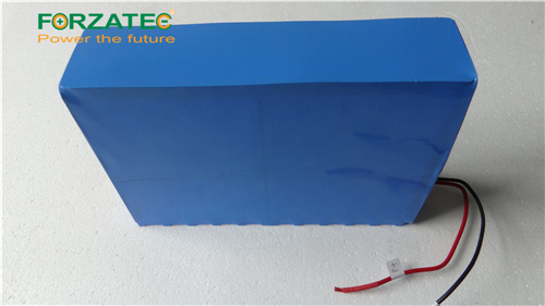 24V30Ah lithium iron phosphate battery