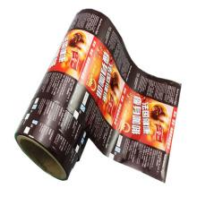Filme plástico do empacotamento do café / filme de rolo do café / filme de rolo plástico para o café