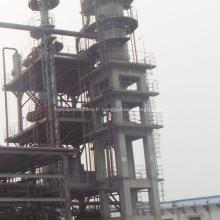 Machine de processus de purification d'huile de moteur usagée