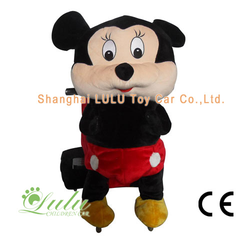 Micky Animal Rider Coin Operated Machine