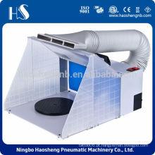 HSENG HS-E420K airbrush extractor / cabine de pulverização