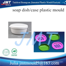 high designed soap dish plastic injection mould with p20 steel