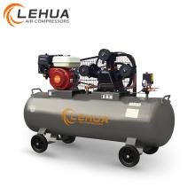 Compressor de ar portátil elétrico do pneu de 110KG 200L 5kw / 6.5hp