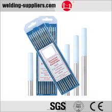 electrodo de tungsteno de circonio WZ8