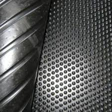 rolls of rubber matting for horses