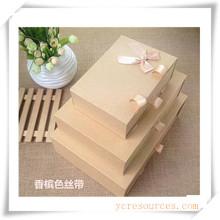 Geschenkbox Papierbox Verpackungsbox (PG19001)
