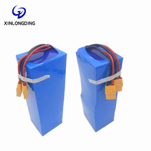 Factory price Deep Cycle Life 36 Volt Lithium Battery Pack 36V 10Ah Electric Bike 36V Li Ion Battery