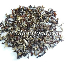 Agaric, Dried Organic Green Natural Black Fungus Slices