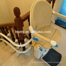 Portable Hydraulic vertical wheelchair stair lift for disabled person