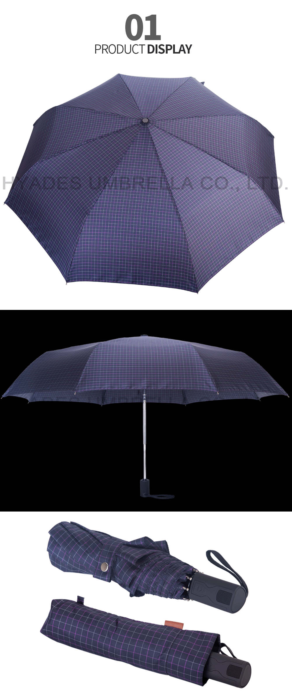 mens hook umbrella