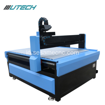 3 axis cnc wood engraving machine art bekerja