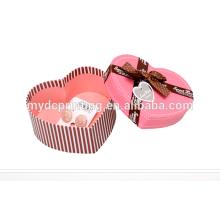 Benutzerdefinierte Papier Hochzeit Süßigkeiten Geschenkbox