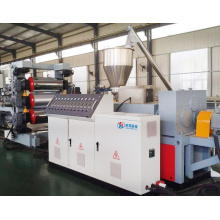 PVC edge banding production line