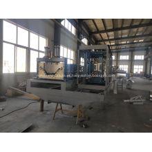 Máquina formadora de telhas de aço galvanizado para edifícios