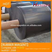 Pure Gum Rubber magnet Sheet