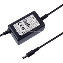 12V 1.5A двухпроводный адаптер питания