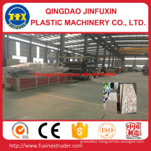 PVC Imitation Marble Sheet Making Machine