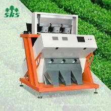 Multifunções color sorter selector machine máquinas de classificador de cor do chá