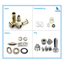 Custom Fasteners and Hardware Machining Spare Parts