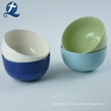 New design dinnerware restaurant ceramic dinner set for sale
