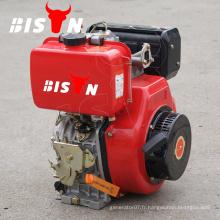 CLASSIC CHINA Moteur diesel 178F largement utilisé, petits moteurs diesel 6HP à vendre, moteur diesel à refroidissement par air