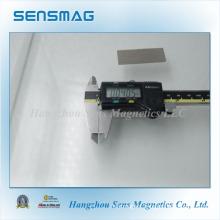 N35~N55 Micro Permanent NdFeB Magnet with Nicuni Coated