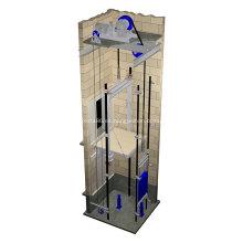 Modernización de la máquina de tracción del elevador