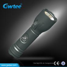 2015 neueste Design-Lithium-Batterie Multifunktions-Highlight-Taschenlampe