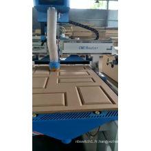 1300 * 2500mm ATC axe de coupe de bois machine de coupe cnc rapide