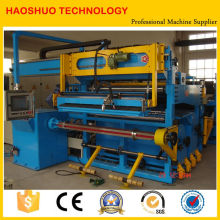 Low Voltage Foil Winding Machine for Transformer