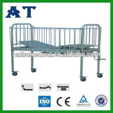 2014 Hot sale medical children bed prices with wheels