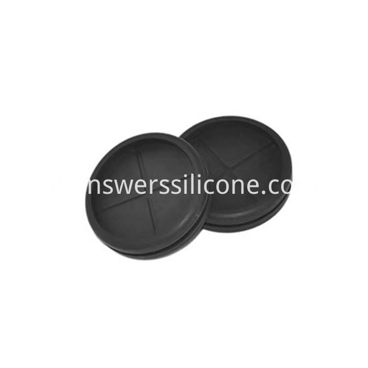 Electrical silicone pad