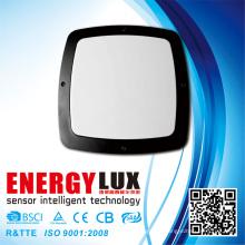E-L01b Corpo de fundição em alumínio LED Luz de teto ao ar livre