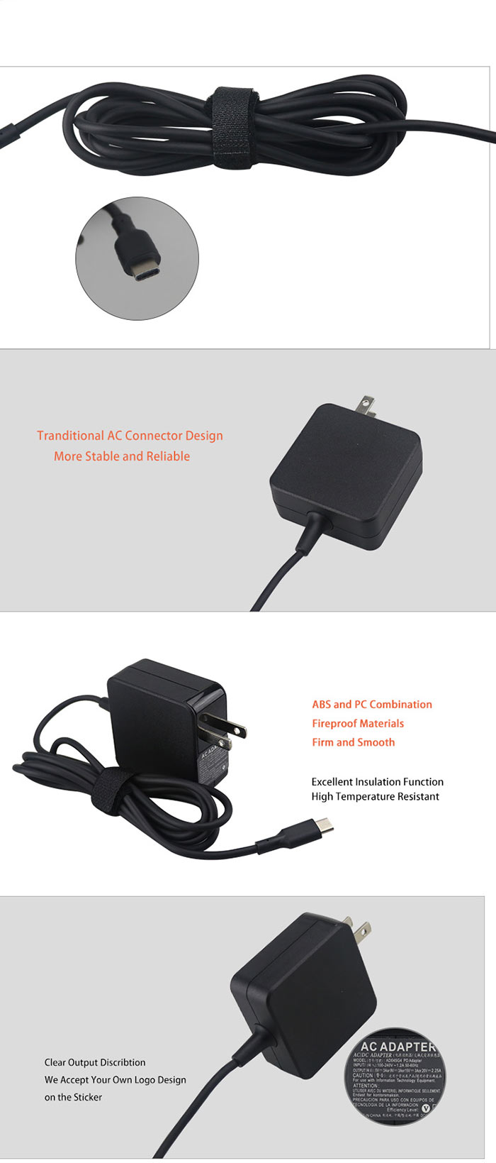 type-c charger 2