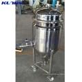 KUNBO Homebrew 50L 3 capas de enfriamiento con camisa y tanque de fermentación cónico aislado