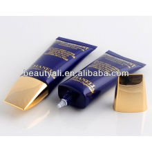 Super Oval Cosmetic BB Cream Tubes With Plasted Cap