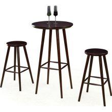 Fabrik Custom Solid Esche Holz High Bar Charis und Tische