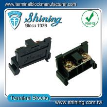 TR-30 600V 30A Tend Type Conexión rápida Conector de bloque de terminales