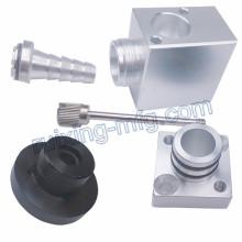 Piezas de válvula de aluminio por mecanizado CNC