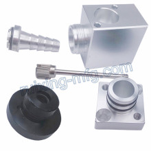 Peças de válvula de alumínio por usinagem CNC